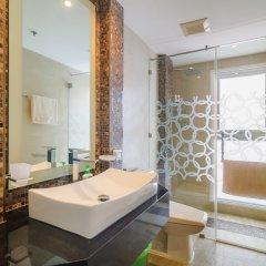 Отель Cosy Beach View Condominium Official Паттайя ванная