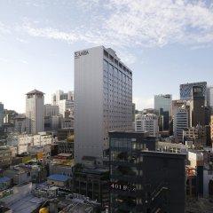 Отель Solaria Nishitetsu Hotel Seoul Myeongdong Южная Корея, Сеул - 1 отзыв об отеле, цены и фото номеров - забронировать отель Solaria Nishitetsu Hotel Seoul Myeongdong онлайн фото 6