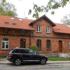 Отель Sopockie Apartamenty Retro Сопот городской автобус