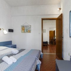 Апартаменты Emmanuel Apartments комната для гостей фото 4
