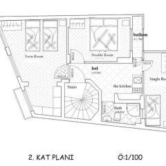 Апартаменты Emirhan Inn Apartment фото 2