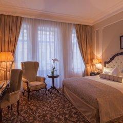 Гостиница Эрмитаж - Официальная Гостиница Государственного Музея 5* Номер Премиум разные типы кроватей фото 6
