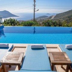 Villa Menekse Турция, Патара - отзывы, цены и фото номеров - забронировать отель Villa Menekse онлайн бассейн фото 2
