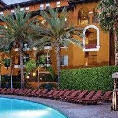 Отель Oakwood at Palazzo East США, Лос-Анджелес - отзывы, цены и фото номеров - забронировать отель Oakwood at Palazzo East онлайн бассейн фото 2
