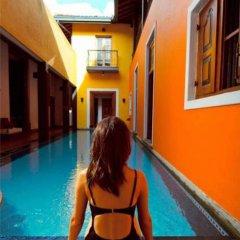 Отель Villa Capers Шри-Ланка, Коломбо - отзывы, цены и фото номеров - забронировать отель Villa Capers онлайн фото 7