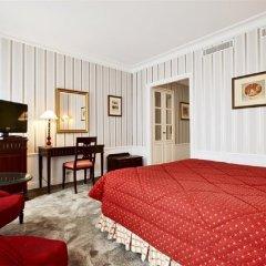 Отель Golden Tulip Washington Opera Франция, Париж - 11 отзывов об отеле, цены и фото номеров - забронировать отель Golden Tulip Washington Opera онлайн комната для гостей фото 2
