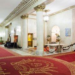 Легендарный Отель Советский интерьер отеля