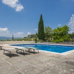 Отель Poggio Patrignone Ареццо бассейн