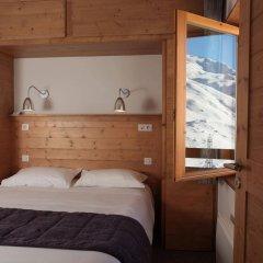 Отель Le Chalet du Mont Vallon Spa Resort комната для гостей фото 3