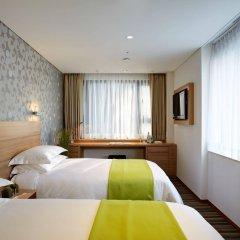 Отель Nine Tree Hotel Myeong-dong Южная Корея, Сеул - отзывы, цены и фото номеров - забронировать отель Nine Tree Hotel Myeong-dong онлайн комната для гостей фото 5
