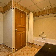 Отель Bella Villa Prima Hotel Таиланд, Паттайя - отзывы, цены и фото номеров - забронировать отель Bella Villa Prima Hotel онлайн ванная фото 2