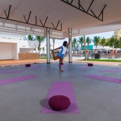 Отель RIU Ocho Rios All Inclusive фитнесс-зал фото 2