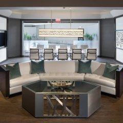 Отель Crystal Gateway Marriott США, Арлингтон - отзывы, цены и фото номеров - забронировать отель Crystal Gateway Marriott онлайн комната для гостей фото 5