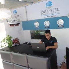 Отель RIG Hostel Boca Chica Back Packer Доминикана, Бока Чика - отзывы, цены и фото номеров - забронировать отель RIG Hostel Boca Chica Back Packer онлайн интерьер отеля фото 3
