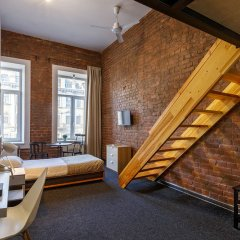 Гостиница Литейный комната для гостей фото 5