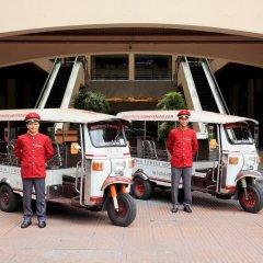 Twin Towers Hotel городской автобус