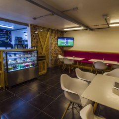Hotel Bonampak гостиничный бар