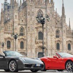 Отель TownHouse Duomo Италия, Милан - отзывы, цены и фото номеров - забронировать отель TownHouse Duomo онлайн парковка