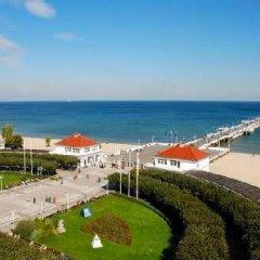 Отель The Best Stay Blue Ocean Sopot Centre Сопот пляж