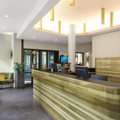 Отель Sorell Hotel Seidenhof Швейцария, Цюрих - 1 отзыв об отеле, цены и фото номеров - забронировать отель Sorell Hotel Seidenhof онлайн интерьер отеля