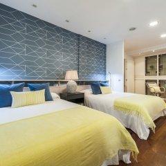Отель Apartamento Fuencarral V Испания, Мадрид - отзывы, цены и фото номеров - забронировать отель Apartamento Fuencarral V онлайн комната для гостей фото 5