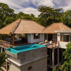 Отель Cape Shark Pool Villas балкон