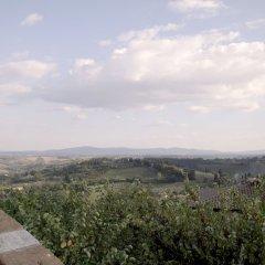 Отель We Tuscany - Il Capitello Just Below The Towers Италия, Сан-Джиминьяно - отзывы, цены и фото номеров - забронировать отель We Tuscany - Il Capitello Just Below The Towers онлайн балкон