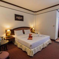 Отель Crystal Hotel Таиланд, Краби - отзывы, цены и фото номеров - забронировать отель Crystal Hotel онлайн комната для гостей фото 2