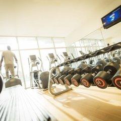 Отель Intercontinental Lagos Лагос фитнесс-зал фото 2