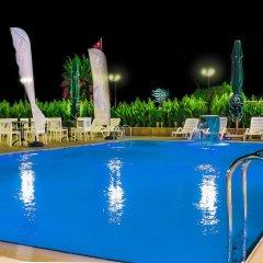 Süzer Resort Hotel Турция, Силифке - отзывы, цены и фото номеров - забронировать отель Süzer Resort Hotel онлайн бассейн