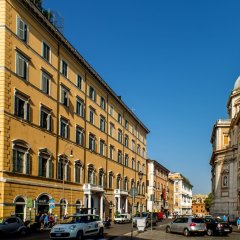 Отель Domus Liberius - Rome Town House Италия, Рим - 2 отзыва об отеле, цены и фото номеров - забронировать отель Domus Liberius - Rome Town House онлайн фото 5