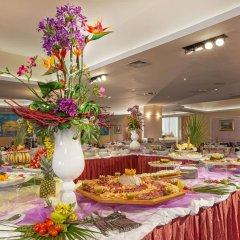 Отель Savoia Thermae & Spa Италия, Абано-Терме - отзывы, цены и фото номеров - забронировать отель Savoia Thermae & Spa онлайн питание фото 3