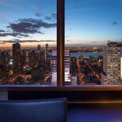 Отель W New York - Times Square США, Нью-Йорк - 1 отзыв об отеле, цены и фото номеров - забронировать отель W New York - Times Square онлайн комната для гостей фото 2