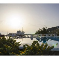 Отель Olia Hotel Греция, Турлос - 1 отзыв об отеле, цены и фото номеров - забронировать отель Olia Hotel онлайн фото 11