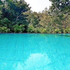 Отель Saji-Sami Шри-Ланка, Анурадхапура - отзывы, цены и фото номеров - забронировать отель Saji-Sami онлайн бассейн