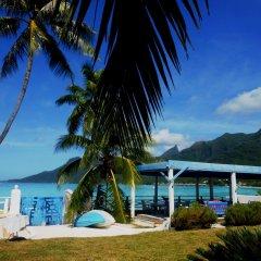 Отель Anapa Beach Французская Полинезия, Папеэте - отзывы, цены и фото номеров - забронировать отель Anapa Beach онлайн пляж