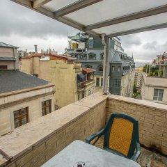Hotel Pera Capitol балкон