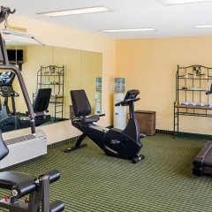 Отель Quality Inn Vicksburg фитнесс-зал фото 2