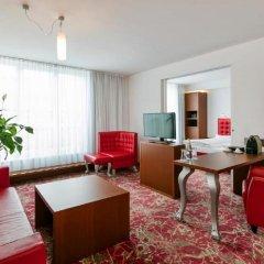 Отель Arcotel Kaiserwasser Вена комната для гостей фото 3