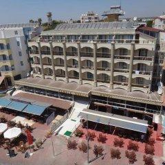 Temple Beach Hotel Турция, Алтинкум - отзывы, цены и фото номеров - забронировать отель Temple Beach Hotel онлайн пляж