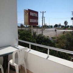 Anadolu Турция, Финике - отзывы, цены и фото номеров - забронировать отель Anadolu онлайн балкон