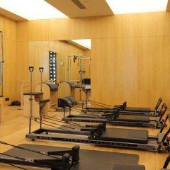 Отель The Lodhi фитнесс-зал фото 4