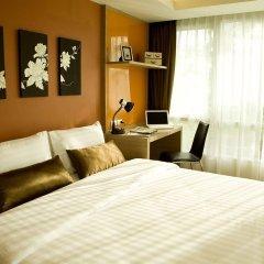 Отель Golden Pearl Hotel Таиланд, Бангкок - отзывы, цены и фото номеров - забронировать отель Golden Pearl Hotel онлайн комната для гостей фото 4