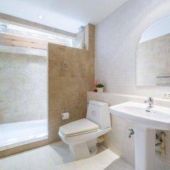 Отель Yello Rooms Таиланд, Бангкок - отзывы, цены и фото номеров - забронировать отель Yello Rooms онлайн ванная фото 2