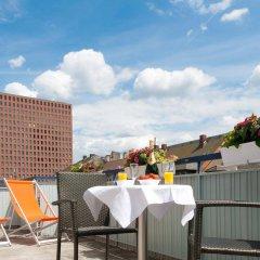 Favored Hotel Plaza балкон