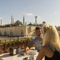 Deniz Houses Турция, Стамбул - - забронировать отель Deniz Houses, цены и фото номеров балкон