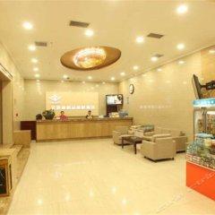 Isleep Hotel (Xi'an Dongmen) интерьер отеля фото 2