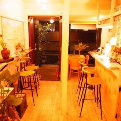 Отель Costel Minoshima Хаката гостиничный бар