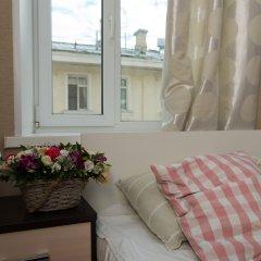 Отель Идеал Москва комната для гостей фото 2