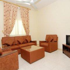 Отель Hamilton Hotel Apartments ОАЭ, Аджман - отзывы, цены и фото номеров - забронировать отель Hamilton Hotel Apartments онлайн комната для гостей фото 2